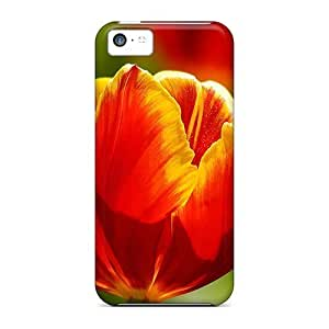 High Quality VHkWcXC1568XgbMu Beautiful Tulips Hard shell For Iphone 6Plus 5.5Inch Case Cover