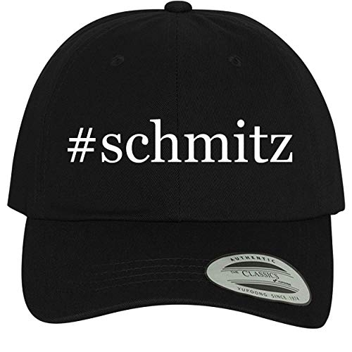 BH Cool Designs #Schmitz - Comfortable Dad Hat Baseball Cap, Black (Jimmy Katze)