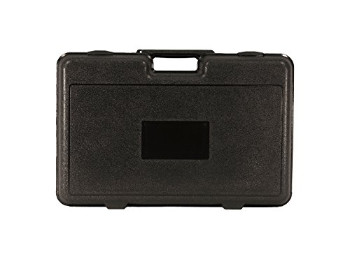 PFC 230-150-056-3SF Plastic Carrying Case, 23″ x 15″ x 5 5/8″, Black