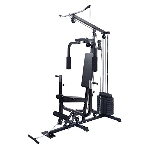 Home Gym Weight Training Exercise Workout Equipment Strength Machine Fitness by BUY JOY