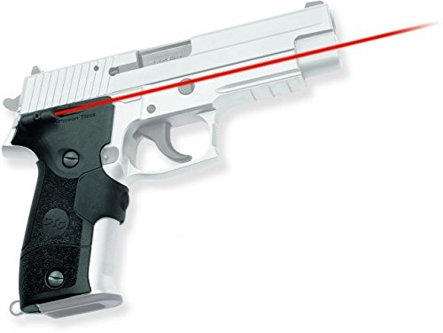 Crimson Trace LG-426 Lasergrips Red Laser Sight Grips for Sig Sauer P226 Pistols