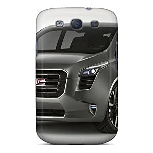 Snap-on Case Designed For Galaxy S3- 2010 Granite
