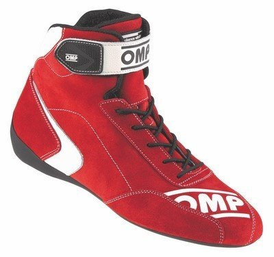 OMPRACING First-S Shoes Omp Red Size 47 5k4O8H