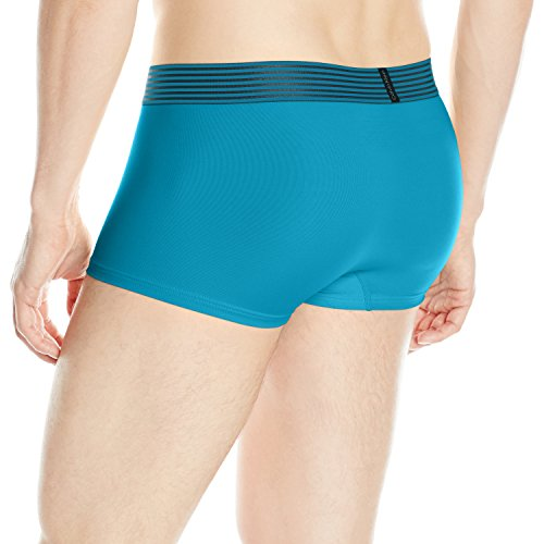 Klein Men's Paradise Low Strength Rise Iron Micro Calvin Underwear Trunks 6dqf5w6