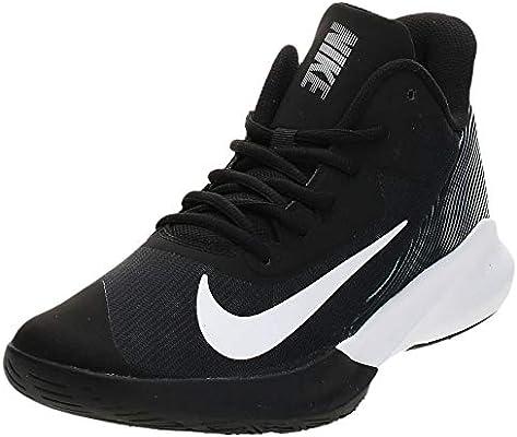 Nike Precision Iv, Men's Basketball Shoes, Black, 41 EU: Buy ...