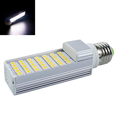 (Masonanic LED 7W G24 Compact Fluorescent Lamp Aluminum Lamp E26 LED CFL/Compact Fluorescent Lamp,18W CFL Equivalent (6000K Cold White, 20 Pack))