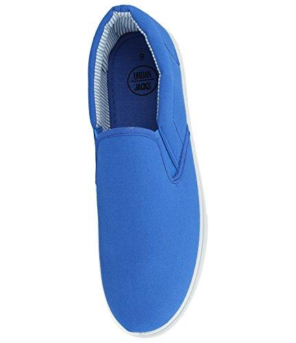 Royal estate on Uomo slip Blue scarpe wHSItY6n