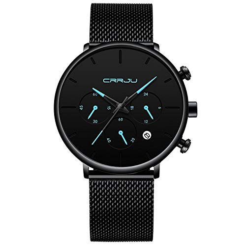 LUXISDE Women's Wrist Watches ABC 2268 New Men's Hot Casual Personality Watch Fashion Popular Men's Watch 53 E by LUXISDE (Image #7)