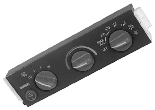UPC 036666806953, ACDelco 15-72224 GM Original Equipment Heating and Air Conditioning Control Panel