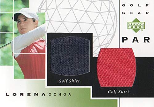 (2003 Upper Deck Golf Golf Gear Par #LO Lorena Ochoa)