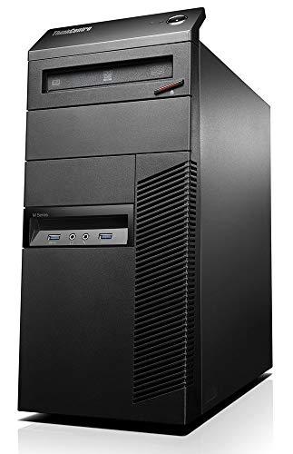 - Lenovo ThinkCentre M93P High Performance Business Tower Desktop, Intel Quad Core i5-4570 up to 3.6GHz, 8GB RAM, 3TB HDD, DVD, WiFi, USB 3.0, VGA, Windows 10 Professional (Renewed)