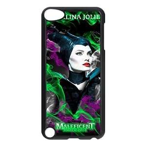 LSQDIY(R) Angelina Jolie iPod Touch 5 Personalized Case, Customised iPod Touch 5 Case Angelina Jolie