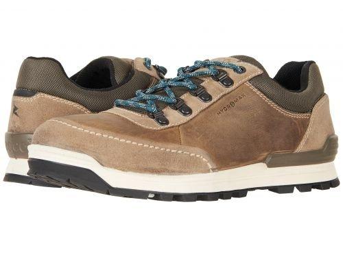 ECCO Sport(エコー スポーツ) メンズ 男性用 シューズ 靴 スニーカー 運動靴 Oregon Retro Sneaker - Navajo Brown/Navajo Brown [並行輸入品] B07BMR9BGC