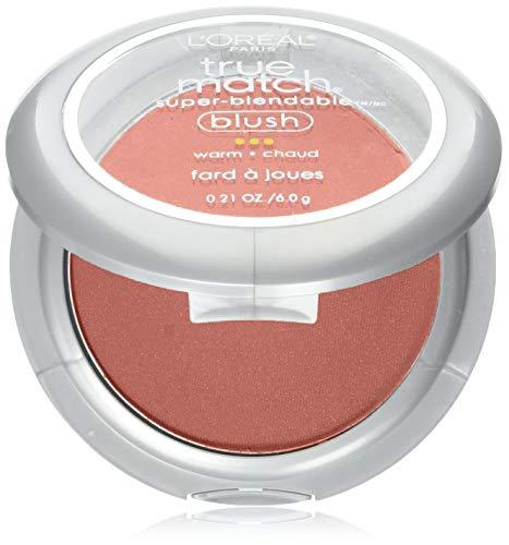 L'Oréal Paris True Match Super-Blendable Blush, Soft Sun, 0.21 oz.