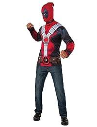 Rubie's Costume Co. Men's Deadpool Top