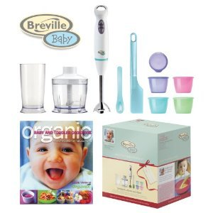 Breville baby meal times set organic baby food recipe book breville baby meal times set organic baby food recipe book forumfinder Image collections