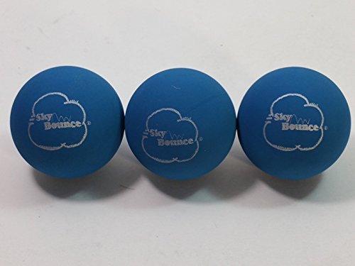 SKY BOUNCE Blue Handball Set Of 12