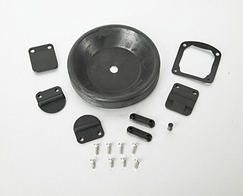 Whale AK3706 Gusher 10 Manual Pump Neoprene Parts Service Kit, Replacement ()