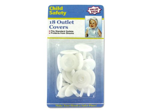 Electrical Outlet Covers, Case of 120