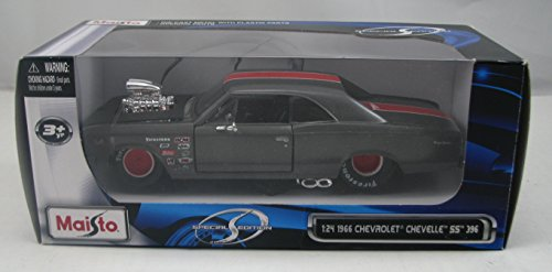 Maisto Special Edition1:26 Scale 1966 Chevrolet Chevelle SS 396 Die-Cast Collectible Vehicle