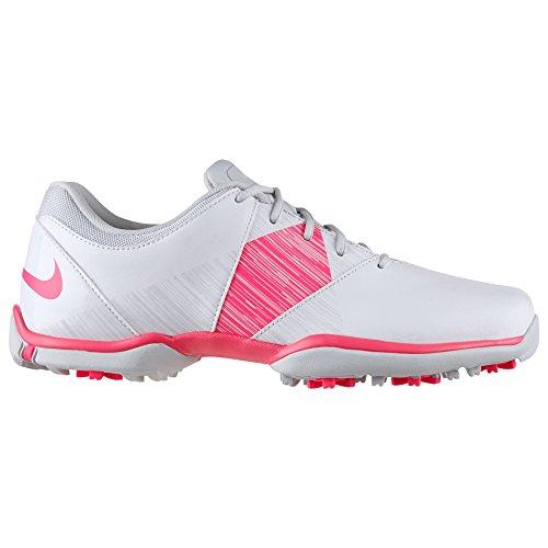 Nike Delight V Golf Shoes 2016 Womens White/Pure Platinum...