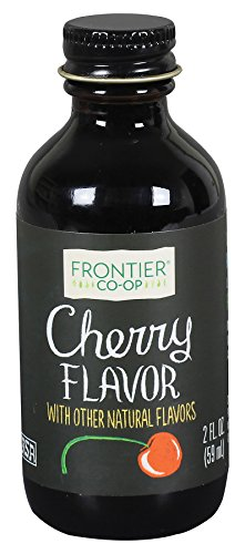 Frontier Flavor Bottle, Cherry, 2 Ounce