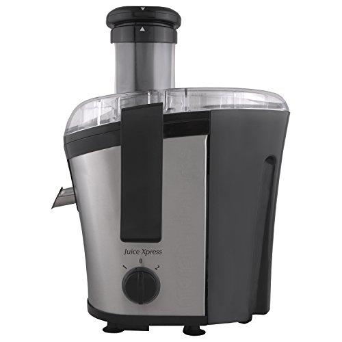 (Renewed) Morphy Richards Juice Xpress 700-Watt Juicer (Silver and Black)