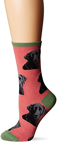 Socksmith Women's Lab-Or of Love Dusty Pink Sock, Dusty Pink, One ()