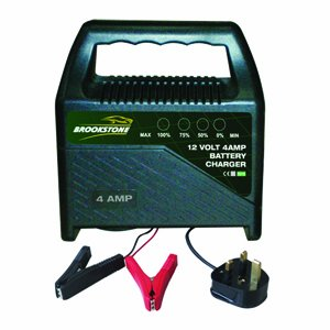 Avron AVR-330530 Portable Battery Charger 4 A 12 V NO BRAND