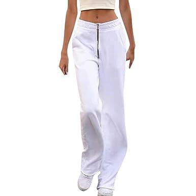 Pantalon De Chandal Blanco Mujer Los Mejores Chandales