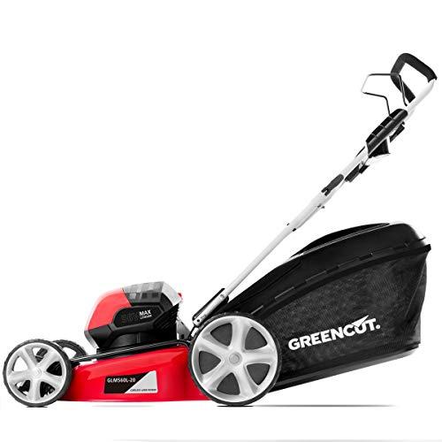 Greencut GLM560L-20 Cortacesped 20
