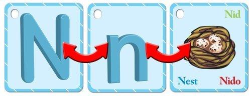Ingenio Magic Alphabet Flash Cards by Ingenio B01GFG6ALA