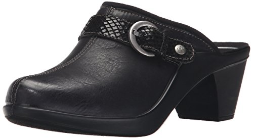 Romika of Germany Women's Mokassetta 279 Mule, Black, 38 ...