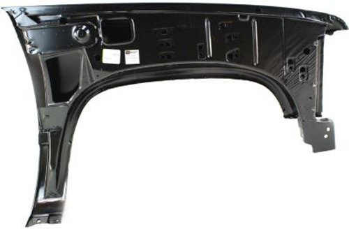 Tahoe Crash Parts Plus Front Driver Side Primed Fender Replacement for 92-99 GMC Chevy Suburban