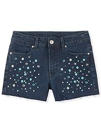 Calvin Klein Big - Pantalón Corto para niña