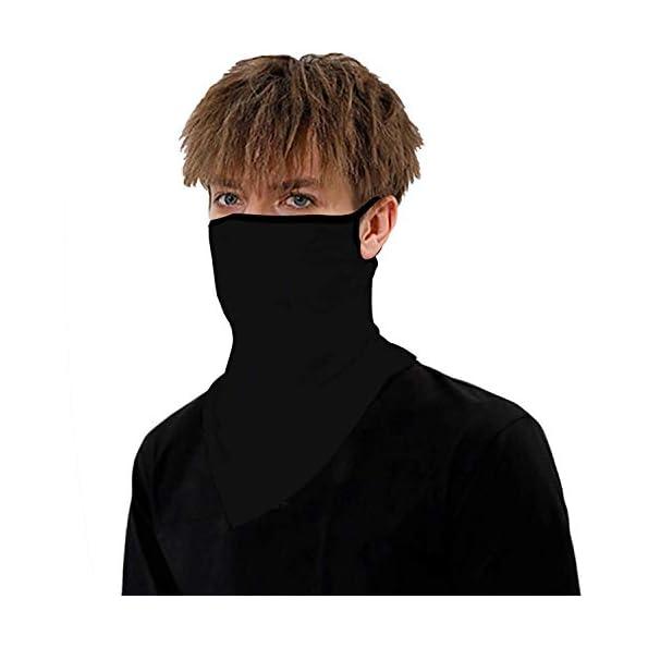 DRESHOW-Face-Shield-Multifunktionstuch-Motorrad-Flexibel-Stirnband-Kopftuch-Neck-Gaiter-Mundschutz-UVSchutz-Winddicht-Motorrad-Wandern-fr-Damen-Herren