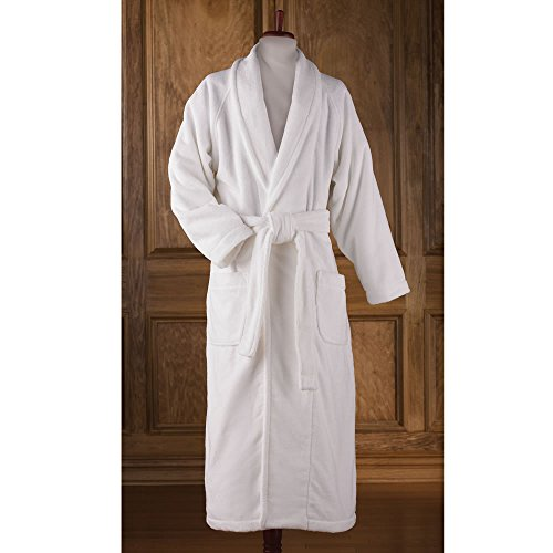 The Genuine Turkish Luxury Bathrobe (Large) by Hammacher Schlemmer