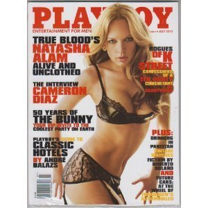 Playboy Magazine July 2010