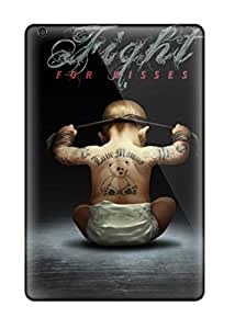 Shock-dirt Proof Funny Baby Fighter Case Cover For Ipad Mini/mini 2