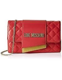 Love Moschino Borsa bolsa cruzada de napa acolchada para mujer