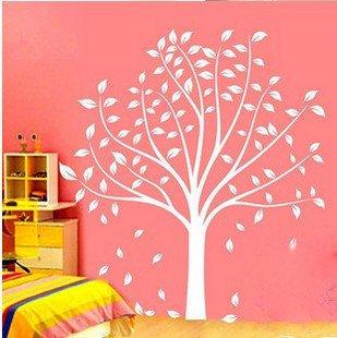 árbol Del Amor Deja Las Pegatinas Pared Dibujos Animados Casa