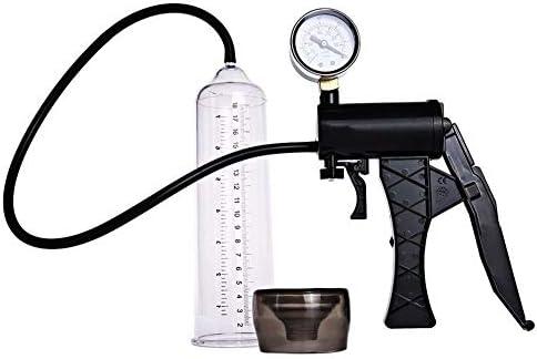 PYGLL Herren Pénisgrowth Pump Enlarger Pennis Entspannend Mode Spielzeug für größere Zeit Booster Fettvergrößerung Pumpe Paar Bestes Geschenk PYGLL