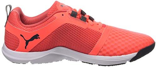 Puma Pulse FLEX XT Wn's - zapatillas deportivas de material sintético mujer rojo - Rot (fiery coral 04)