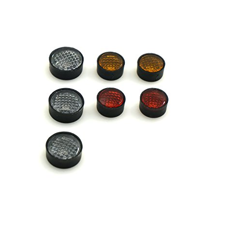 Jack-Store 7Pcs Taillight Light Cover Set for 1:10 for sale  Delivered anywhere in Canada