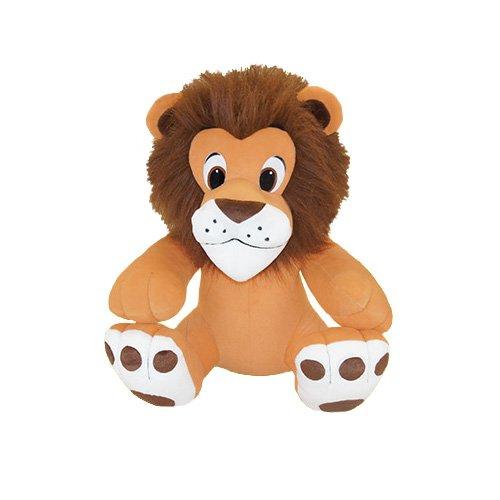 Golden Brown ToySource Leavon The Lion Colletible Plush Size 35 RetailSource Ltd 8-682