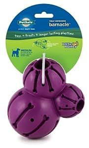 PetSafe Busy Buddy Barnacle Dog Toy, Medium