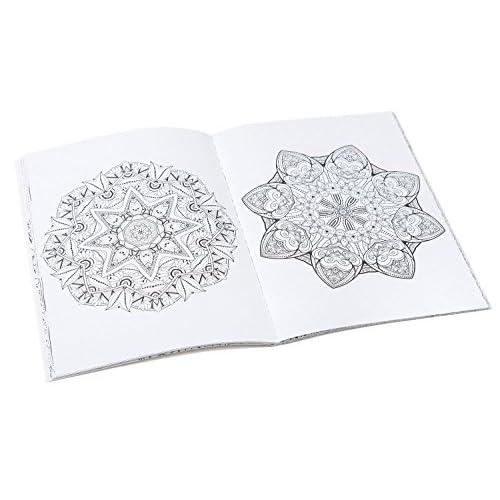 60%OFF Idena 68130 – Libro para colorear para adultos, diseño ...
