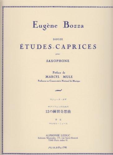Douze Etudes-Caprices for -
