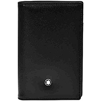 Amazon montblanc meisterstuck business card holder 14108 montblanc meisterstck business card holder reheart Image collections