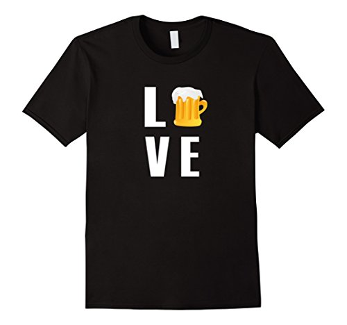 Mens Beer & Juice Love Father Son Daughter Matching T-Shi...